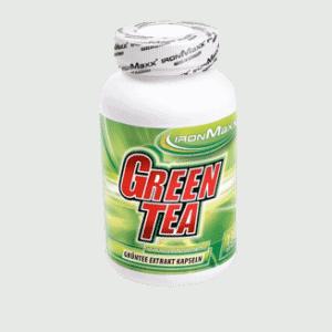 grønn te ekstrakt kan virke både fettforbrennende og oppkvikkende