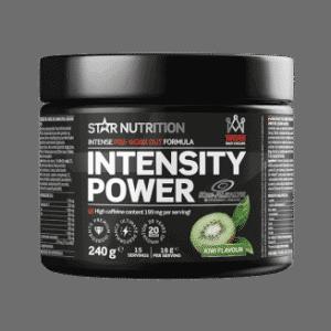 PWO-tilskuddet Intensity fra Star Nutrition