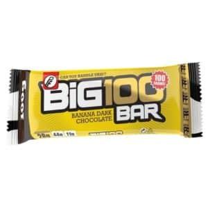 Proteinfabrikkens proteinbar big 100 banana
