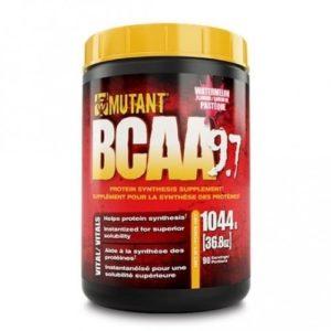 Mutant BCAA tilskudd er det beste BCAA tilskudd i vår test