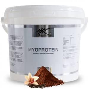 MyoProtein fra tn.no er et at de beste proteinpulver vi har testet